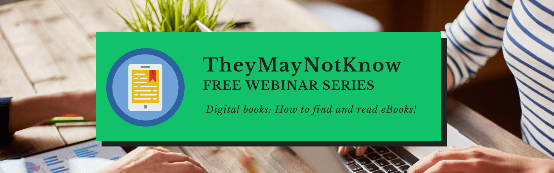 Digital books - How to find and read ebooks
